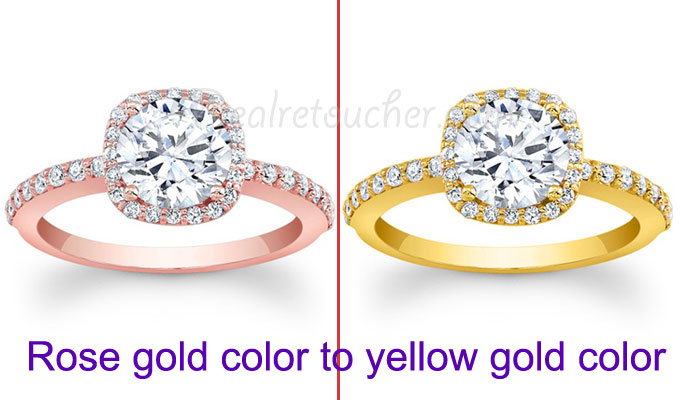 Enhance jewellery images
