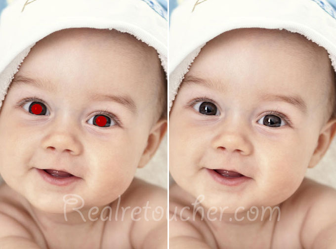 red eye removal online
